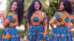 Wonderful ankara designs for skirt and blouse 2020