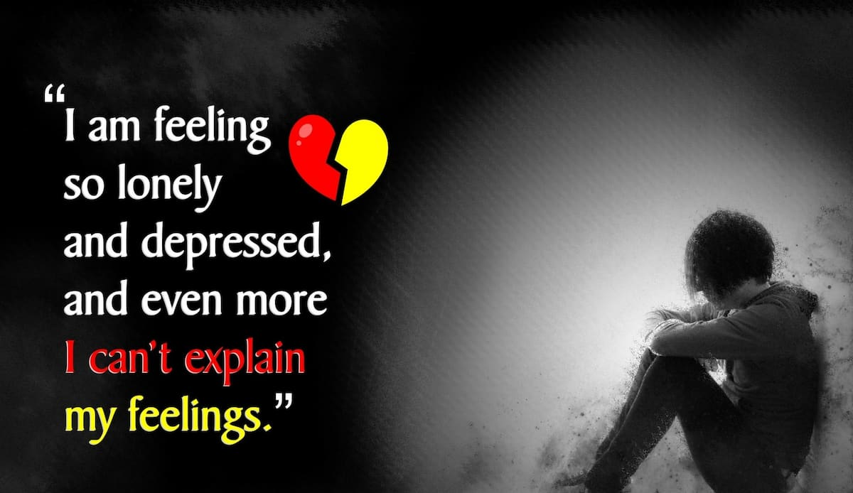 feeling sad quotes deep sad quotes sad life status cute sad quotes about life
