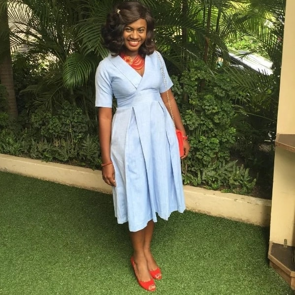 Martha Ankomah is looking gorgeous in these 7 photos
