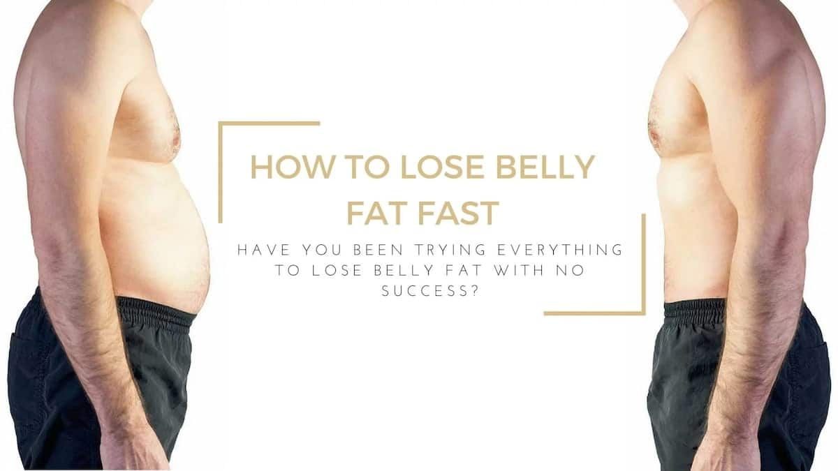 How to reduce fast belly fat