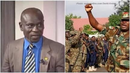Operation Vanguard soldiers will shoot their guns if… – Deputy Defence Minister warns miners