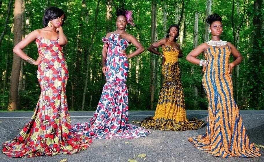 Trending African wear designs in Ghana 2019