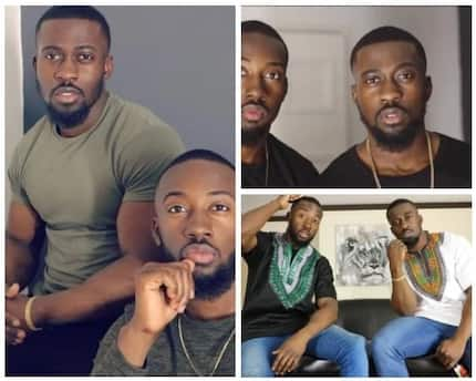 Meet the two super cute Ghanaian men who are giving a lot of women sleepless nights