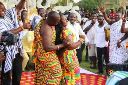 10 men you will surely meet at every Ghanaian wedding ceremony