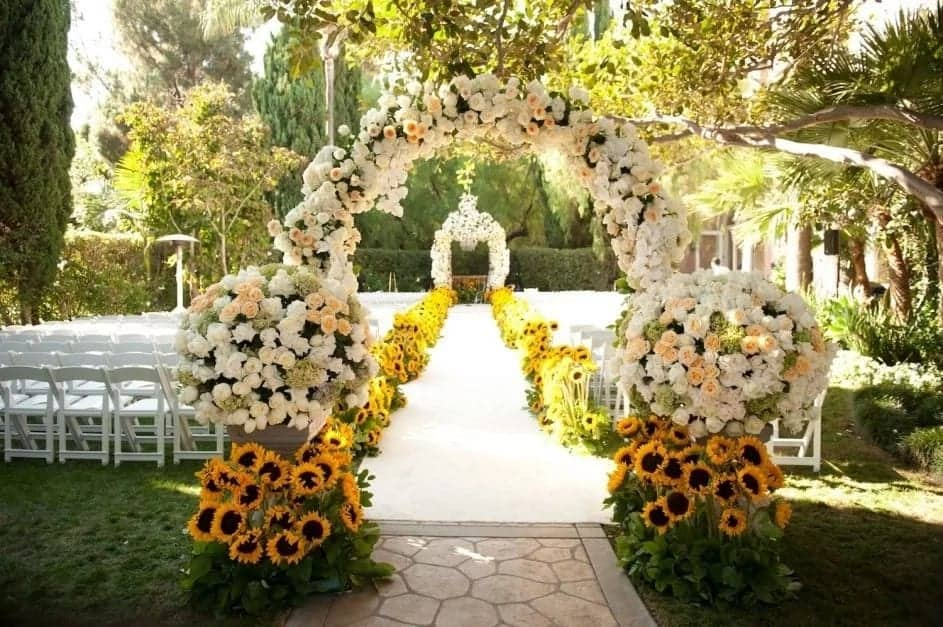 Ghanaian wedding decorations ideas, ghana wedding decorations