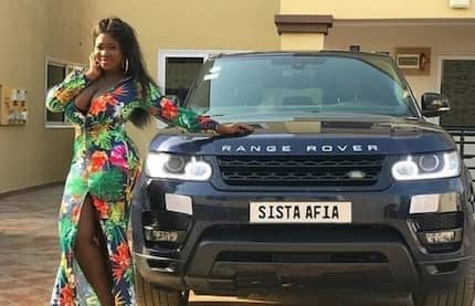 Sista Afia finally tells it all on her relationship with Shatta Wale