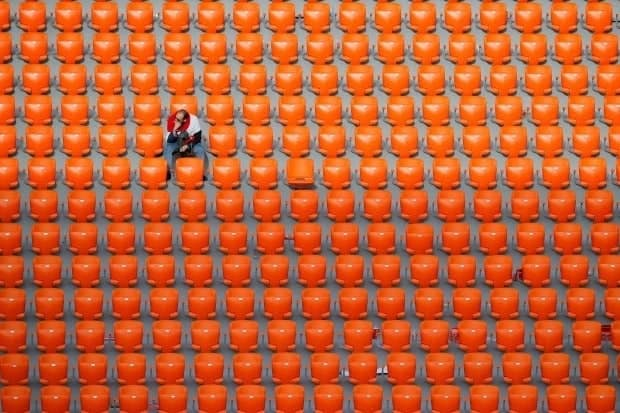 Fans at Russia 2018
