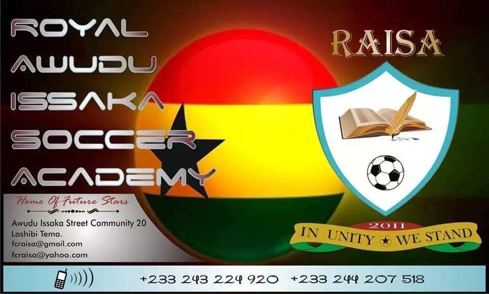 All soccer academies in Ghana Ghana football Ghana soccer