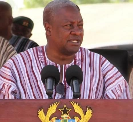 Mahama condemns 'disproportionate' arrest of Koku Anyidoho