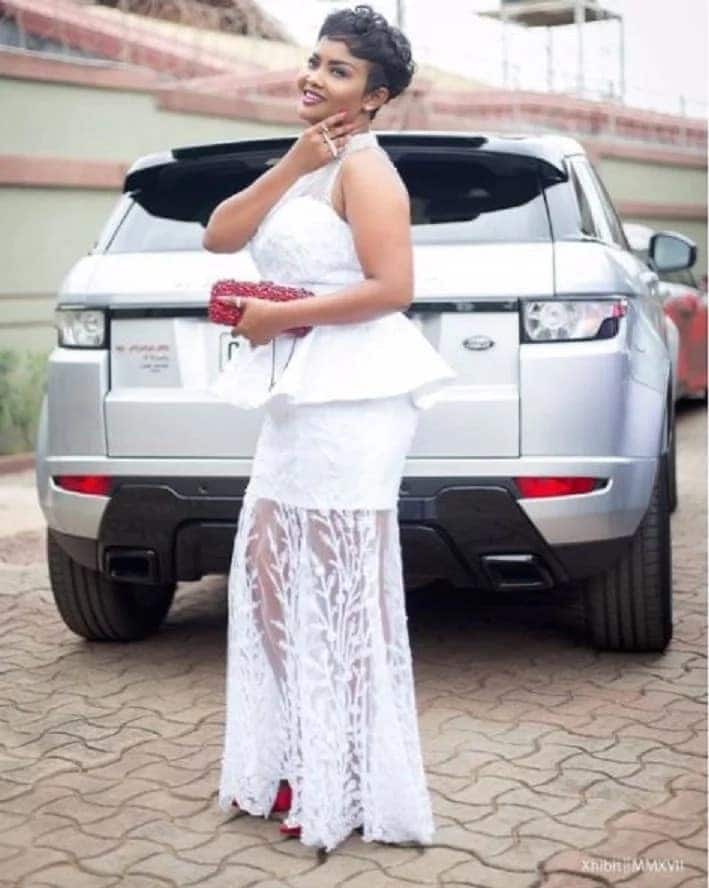 Nana Ama McBrown proves that age is just a number; she looks a lot younger than her age (Photos)