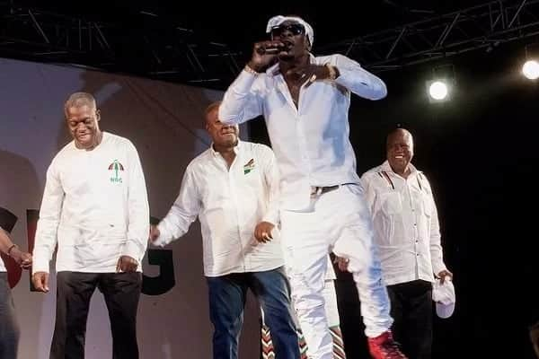 Mahama refusing to pick my calls after losing 2016 election – Shatta Wale