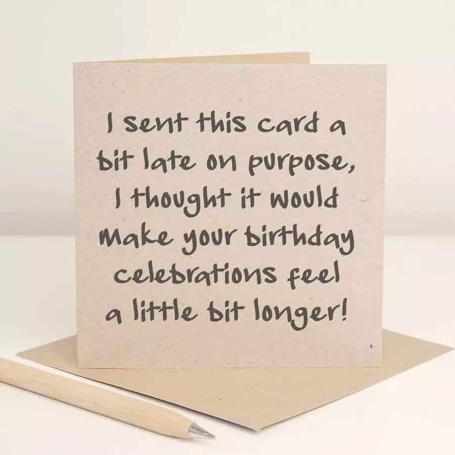 Belated Birthday Wishes What Does Mean Happy Messages