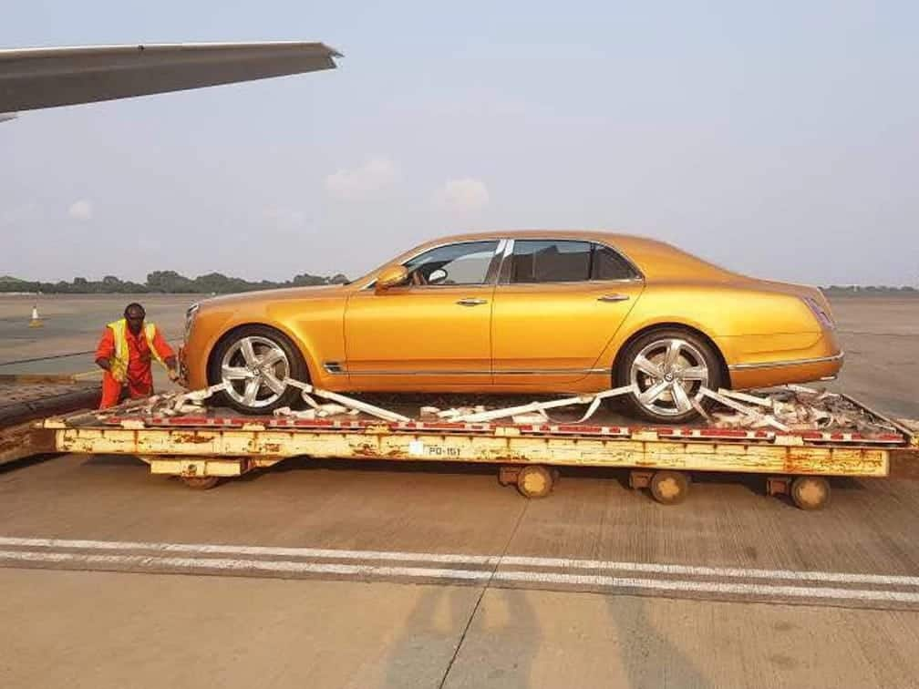10 frighteningly expensive cars in Ghana currently