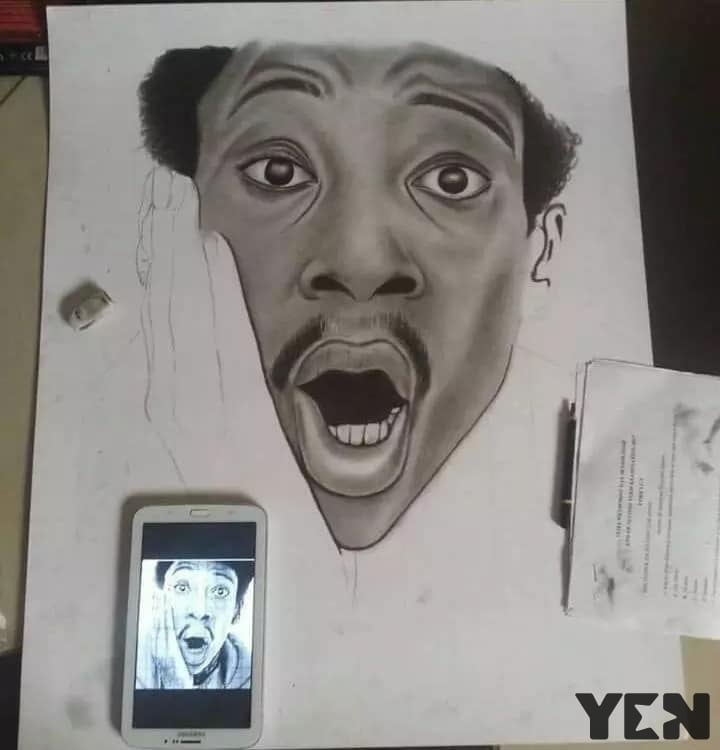 Young SHS leaver creates job for himself through power of art