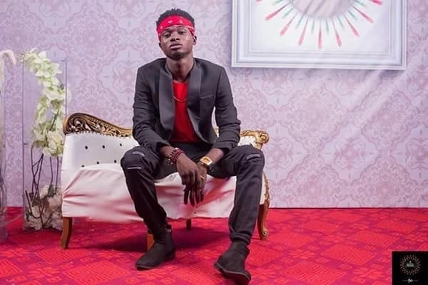 Kuami Eugene prophesies he would win a BET award in 3 years' time