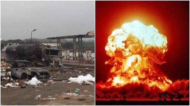 The 5 terrible lessons Ghana learnt from ghastly Atomic Junction gas explosion