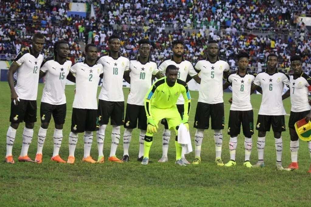 Ghana trounces Nigeria 4-1 to win WAFU Cup