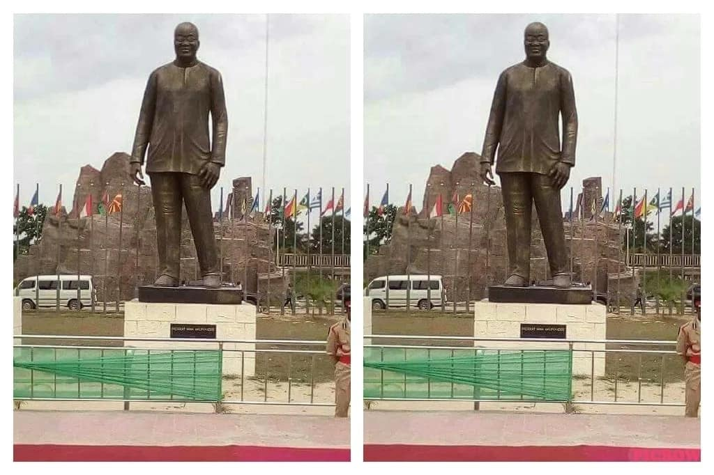 Akufo-Addo statue set to be unveiled in Nigeria