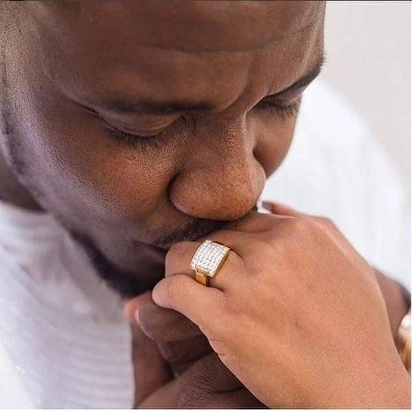 John Dumelo spent about GHC15,000 on wife's ring?