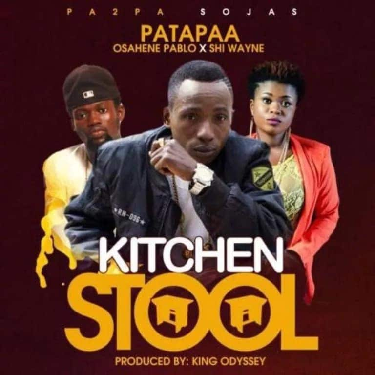 Patapaa jumps on Adumanu 'atopa' video to produce next 'hit song'