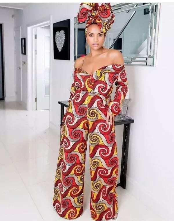 african attire jumpsuits
