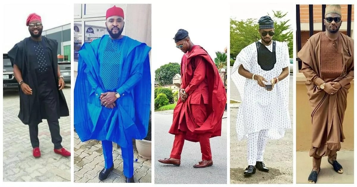 Nigerian Clothing For Men Trends In 2020 Photos Yen Com Gh