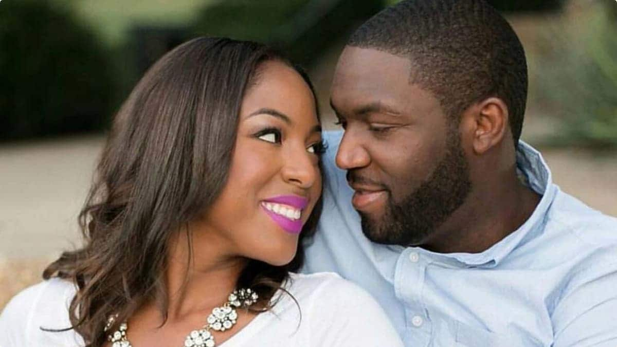 Lady recounts how her towel got her a rich, good-looking husband