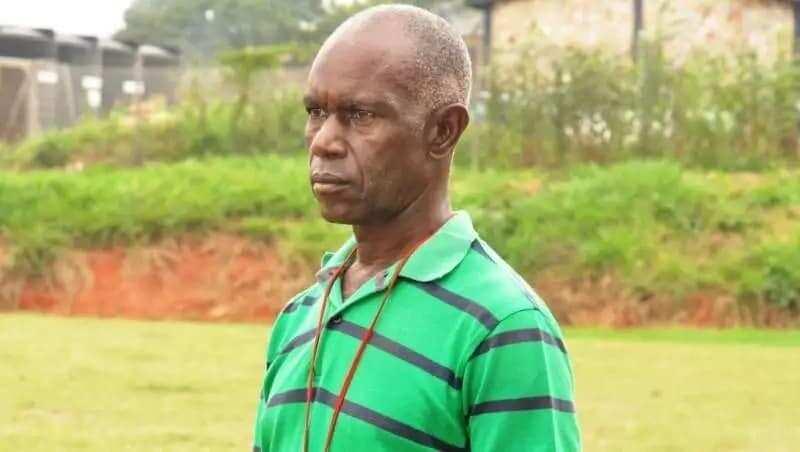 Herbert Addo died in 2017