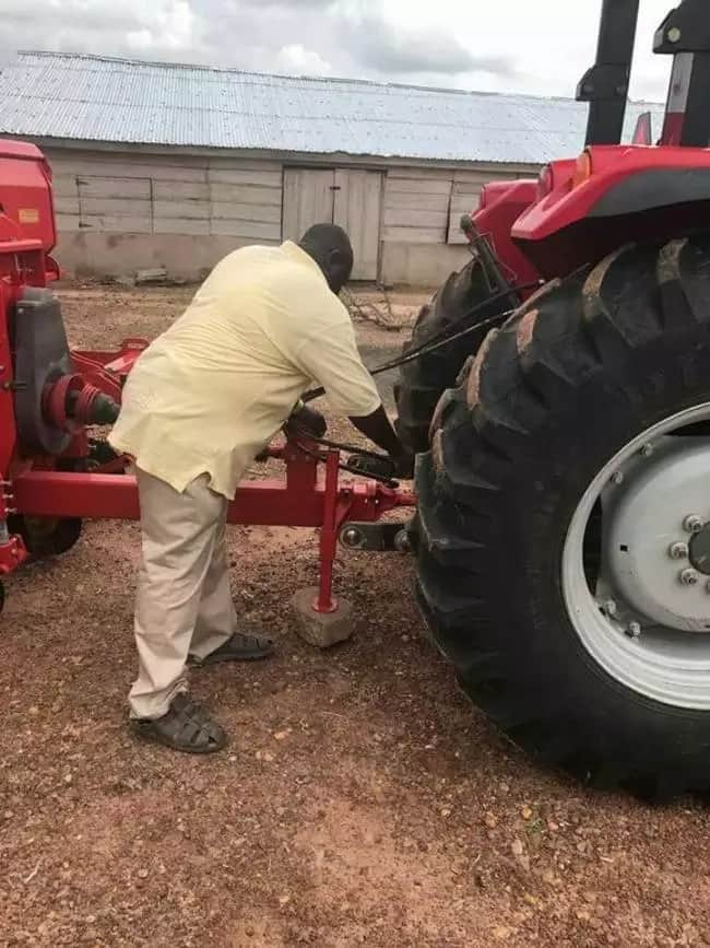 Former Minister ditches politics as he ventures into farming