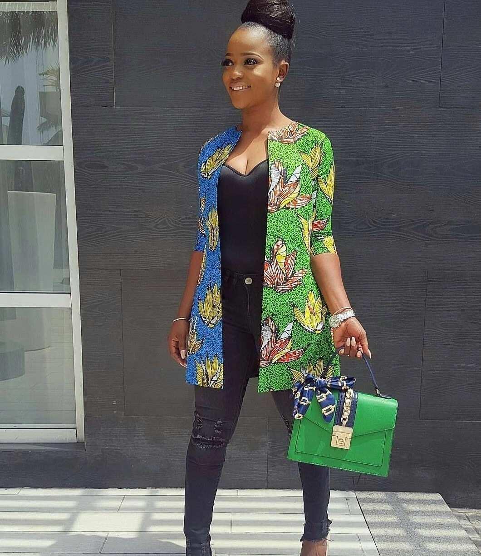 Design of African dresses