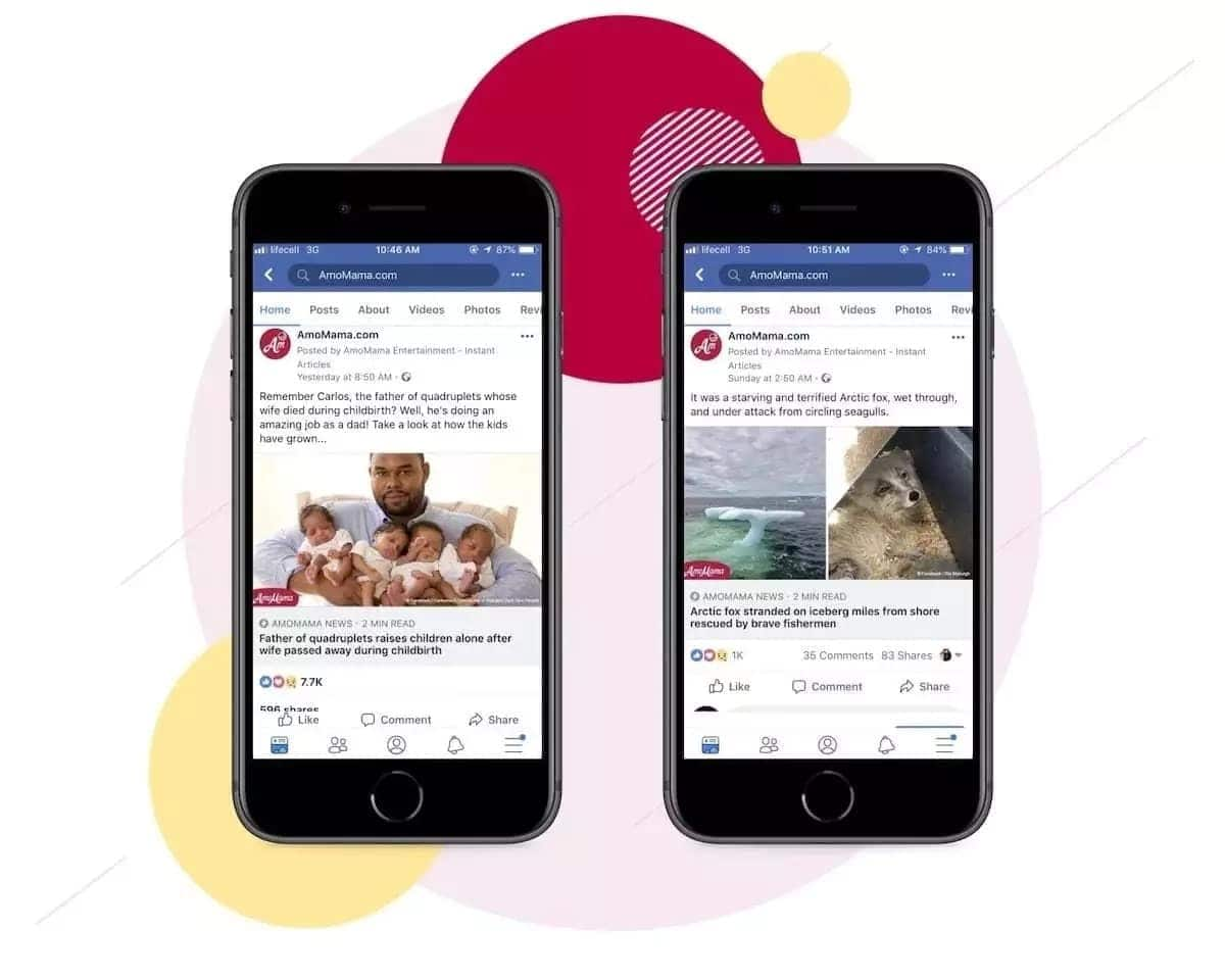 How AmoMama media project is creating a social impact on women and thereby contributing to women-oriented media climate globally