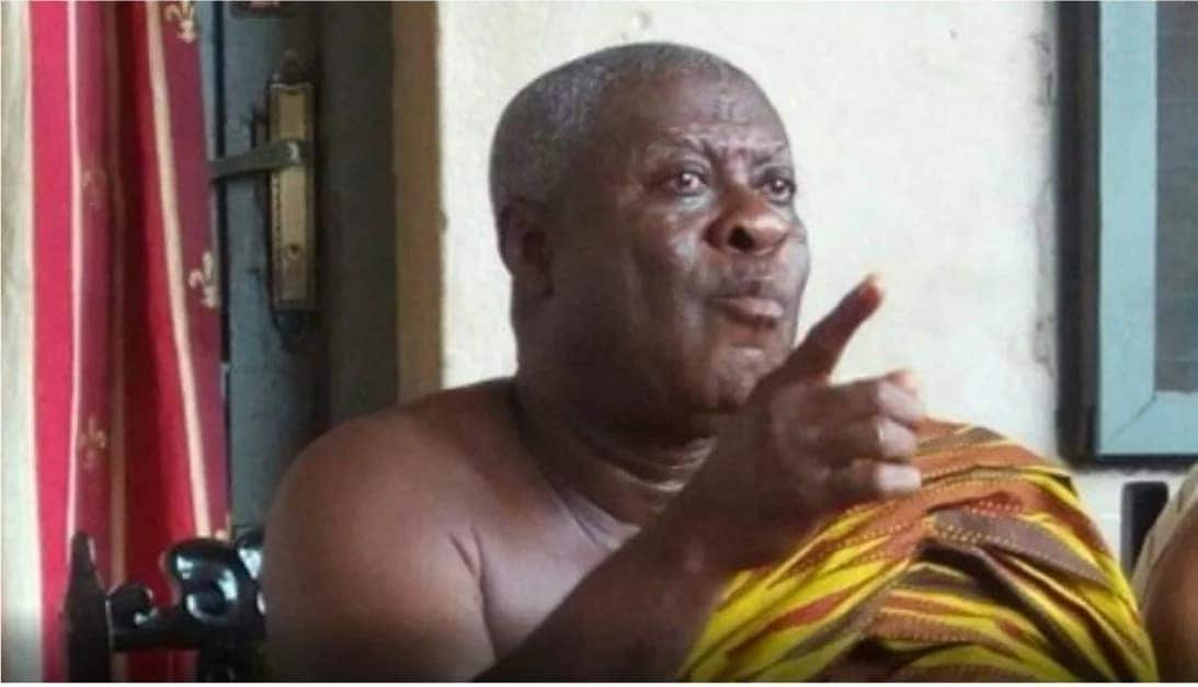 Asantehene's Chief priest