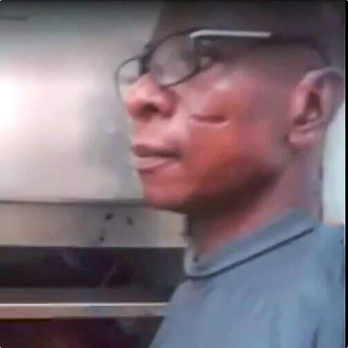 The mortuary man at the centre of Ebony's morgue video says he did nothing wrong