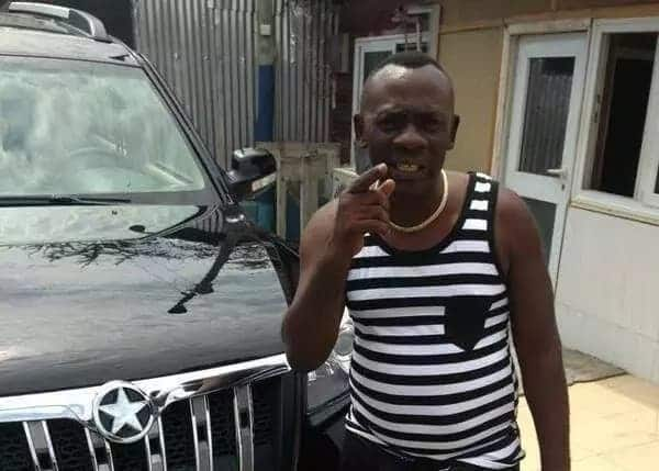 Actor Akrobeto buys brand new Kantanka car