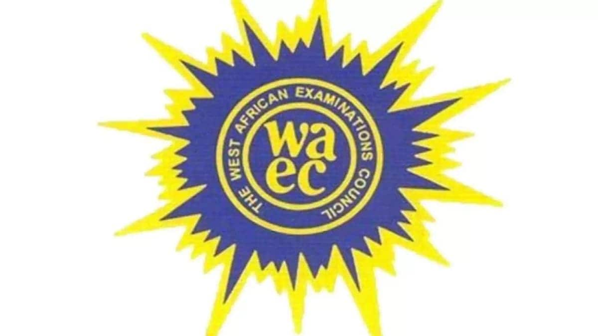 The logo of the West African Examinations Council