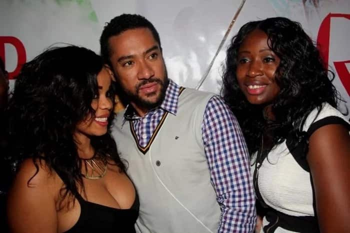 Photos: Majid Michel And Others 'She Prayed' Premiere In Sierra Leone