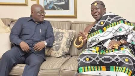Akufo-Addo and Asantehene selected as powerful Ghanaians saving the lives of humanity