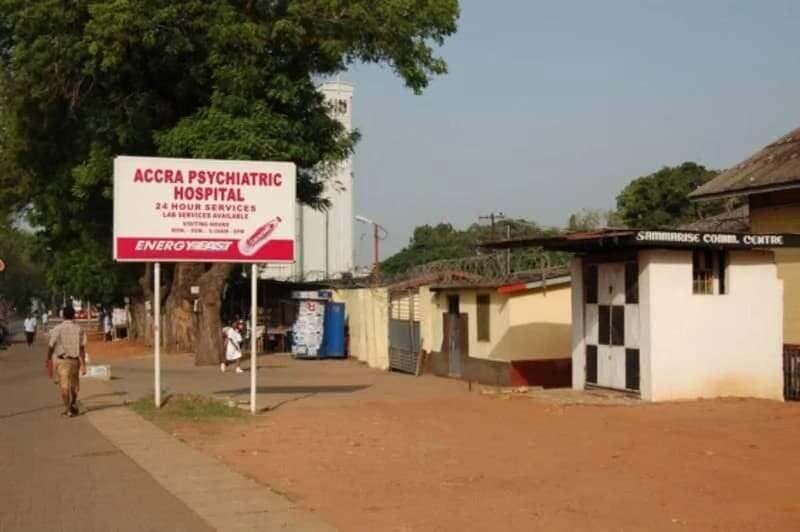 Accra Psychiatric Hospital to shut down as it drowns in debts
