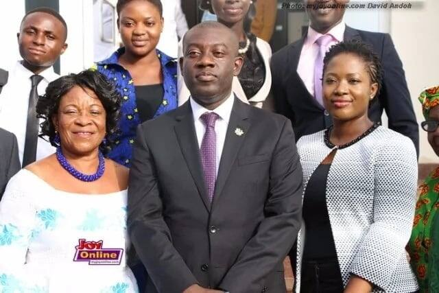 7 beautiful wives of prominent Ghanaian politicians