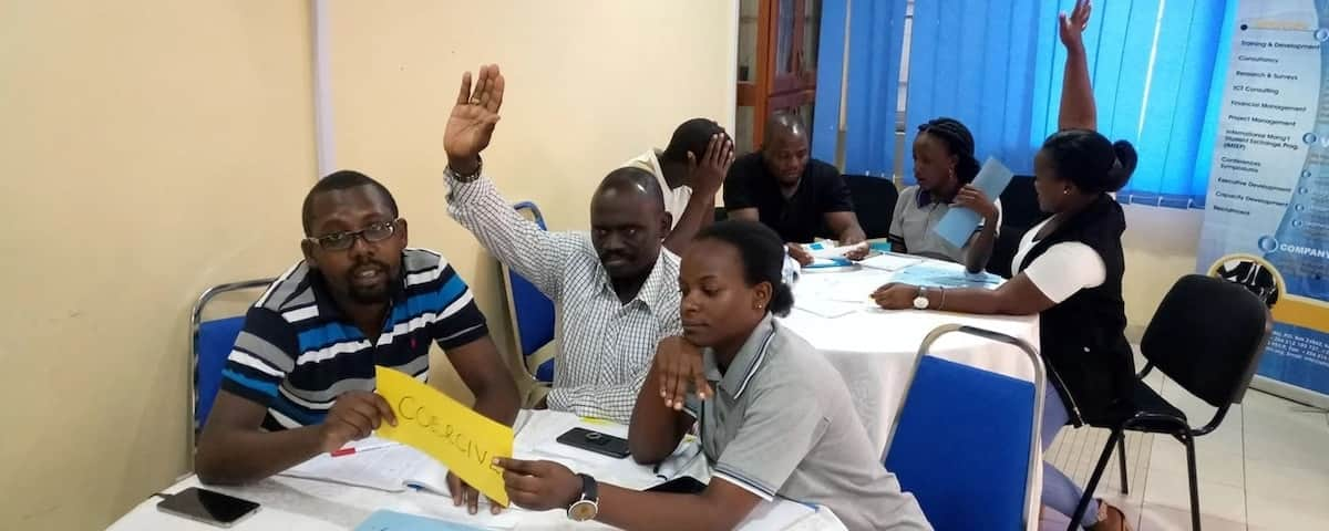 Top institutions offering project management courses in Ghana