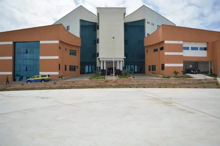 Maritime Hospital ready to begin operations in Tema