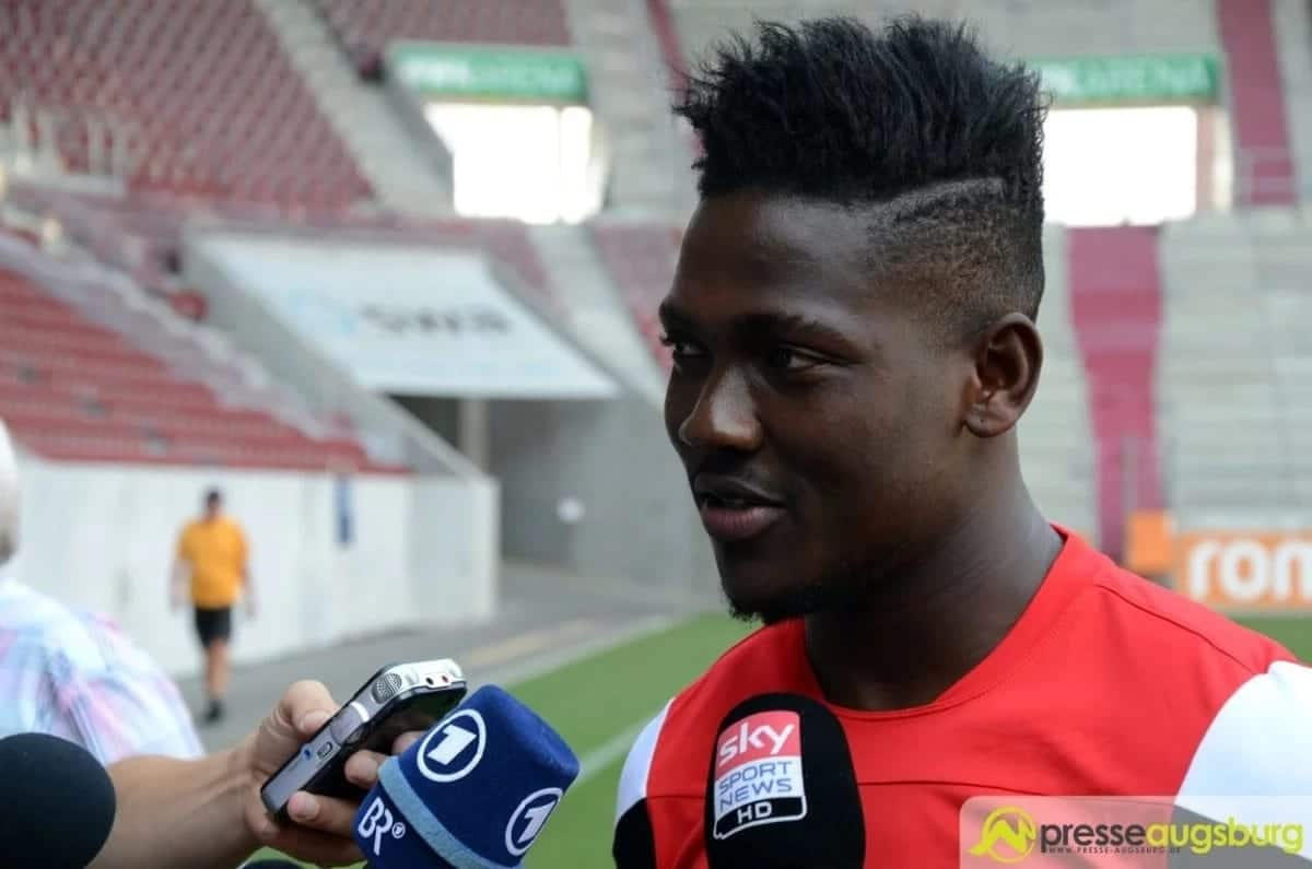 German club sack Ghanaian player for being 'dishonest'