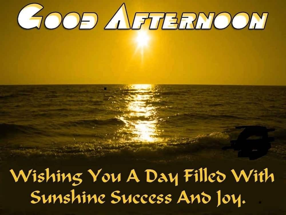 Good Afternoon Messages For Friends Yencomgh