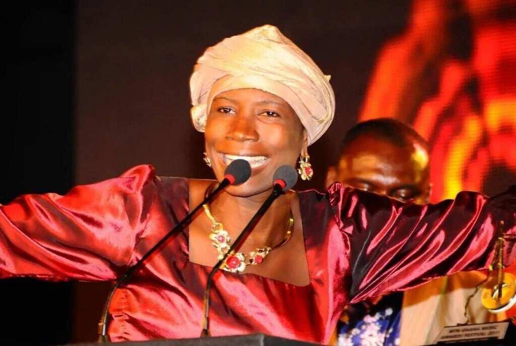 Cecila Marfo 'slaps' gospel musician during deliverance session