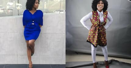 Berla Mundi takes this week's best work fashion crown like the boss she is with these photos!
