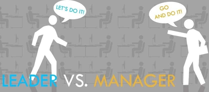 Difference between manager and leader Leader vs manager Leadership and management differences Managership and leadership