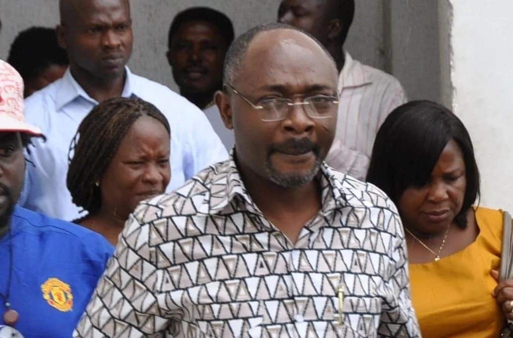 Woyome's Scandal at the Supreme Court of Ghana