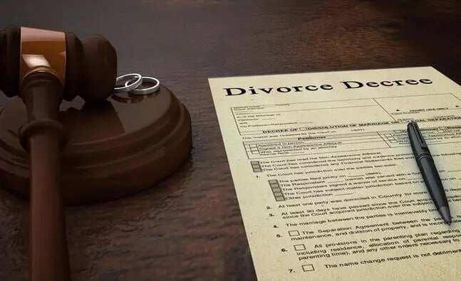 Customary marriage divorce in Ghana