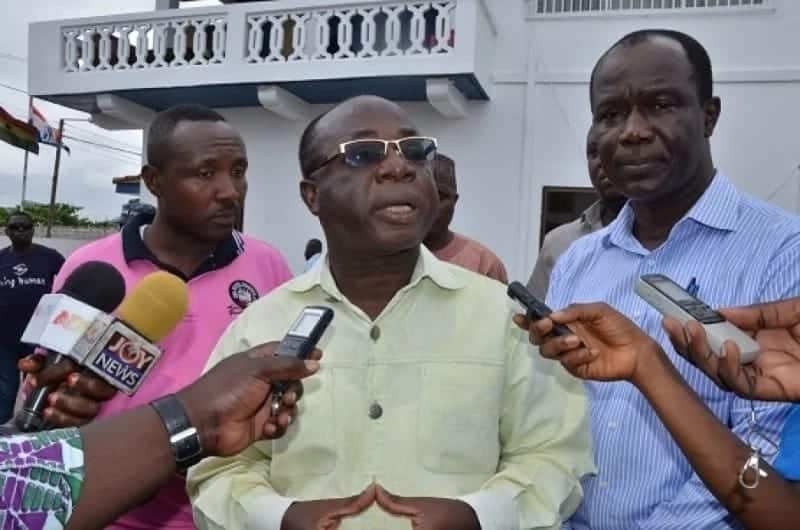 Please be patient with gov't - Freddie Blay begs Ghanaians