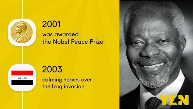 Kofi Annan Heritage: 10 most valuable legacies of Kofi Annan that made the world a better place